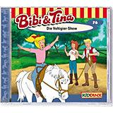 CD Bibi & Tina 76 - Die Voltigier Show