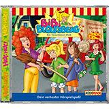 CD Bibi Blocksberg 111 - Der Hexenbesendieb