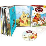 DVD Die vielen Abenteuer von Winnie Puuh + Vorlesebuch