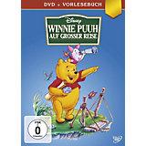 DVD Winnie Puuh auf großer Reise + Vorlesebuch