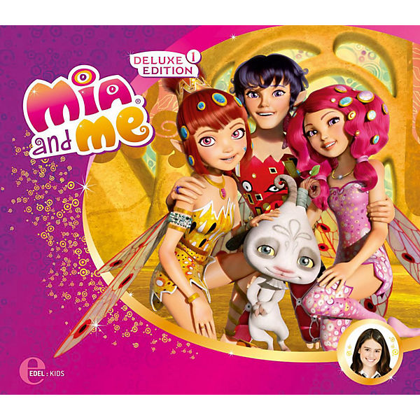 CD Mia And Me -Deluxe Edition 01