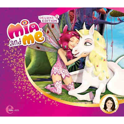 CD Mia And Me - Deluxe Edition 02