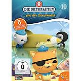 DVD Die Oktonauten 10 und der Zitronenhai