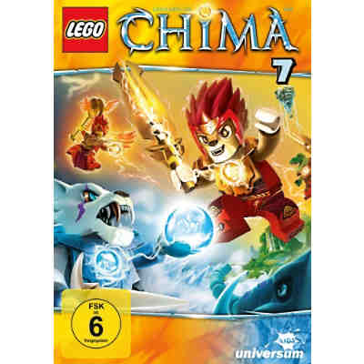 DVD LEGO: Legends of Chima 07