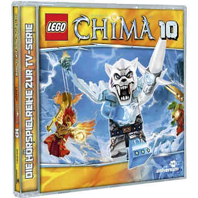 CD LEGO: Legends of Chima 10