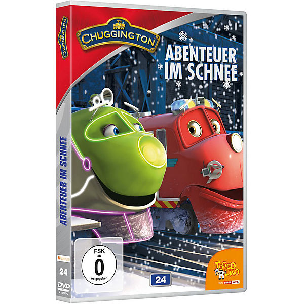 DVD Chuggington 24