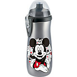 Mickey Sports Cup 450 ml, silber