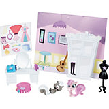 Littlest Pet Shop Tierchen Spielwelt Fashion Garderobe
