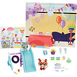 Littlest Pet Shop Tierchen Spielwelt Party