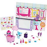 Littlest Pet Shop Tierchen Spielwelt Eiscafe Pack