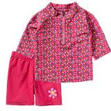 KIDIVIO Baby UV-Schwimmanzug für Mädchen