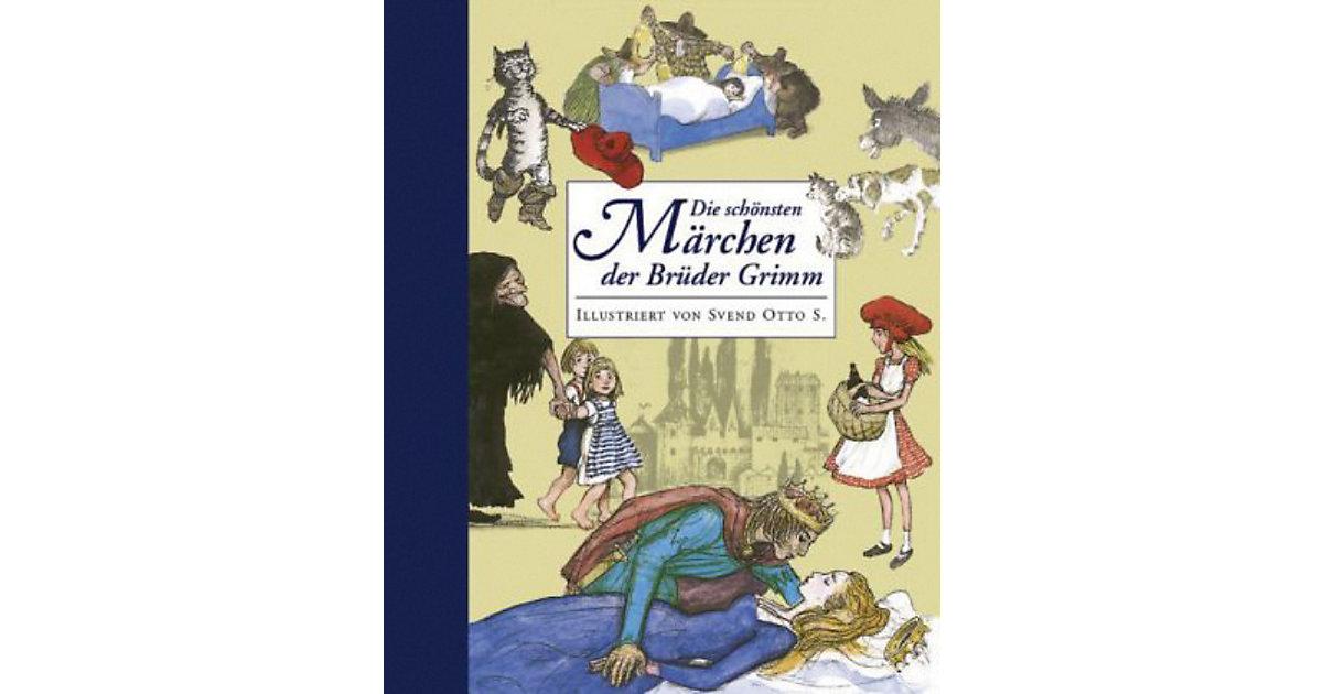 Buch - Die schönsten Märchen der Gebrüder Grimm