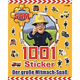 Feuerwehrmann Sam: 1001 Sticker-Activityspaß