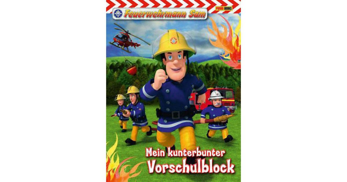 Buch - Feuerwehrmann Sam: Vorschulblock