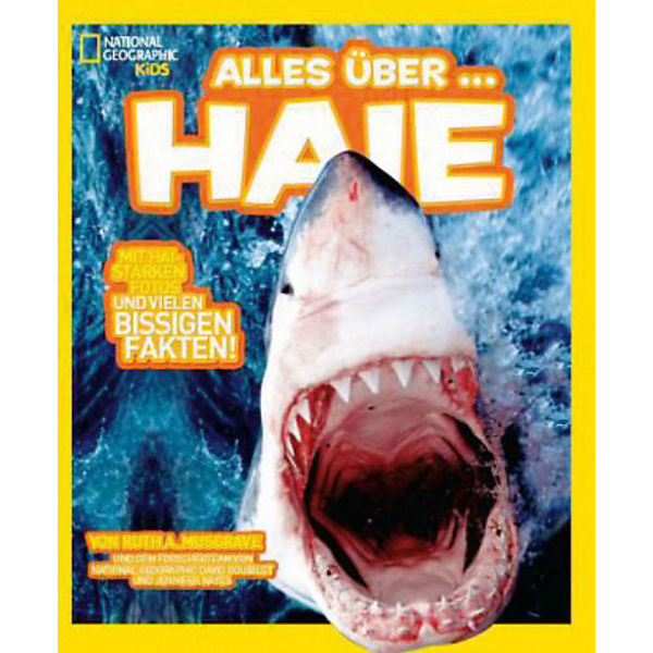 National Geographic Kids: Alles über - Haie, Teil 2