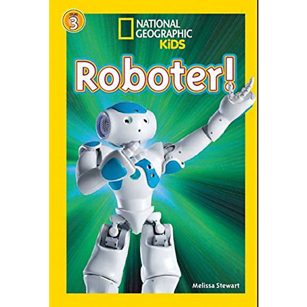 National Geographic Kids: Roboter, Teil 9