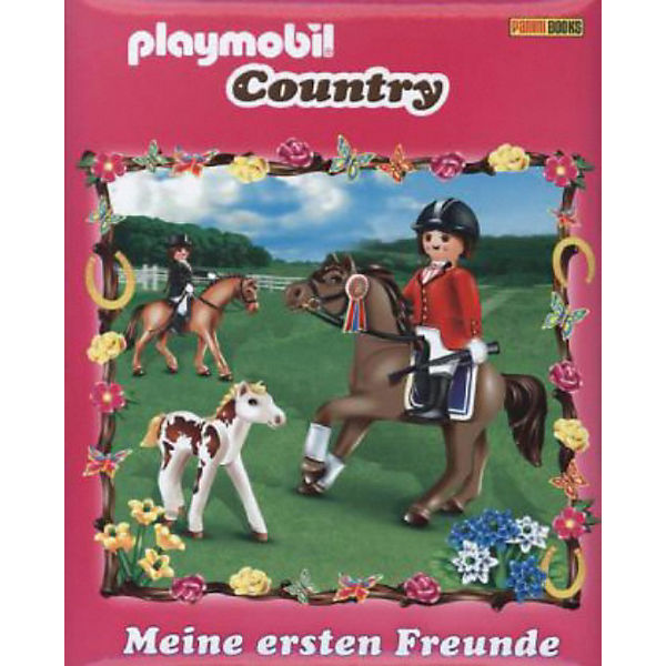 Playmobil: Country - Kindergartenfreundebuch
