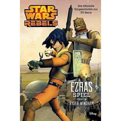 Star Wars: Rebels - Ezras Spiel