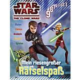 Star Wars: The Clone Wars - Mein riesengroßer Rätselspaß