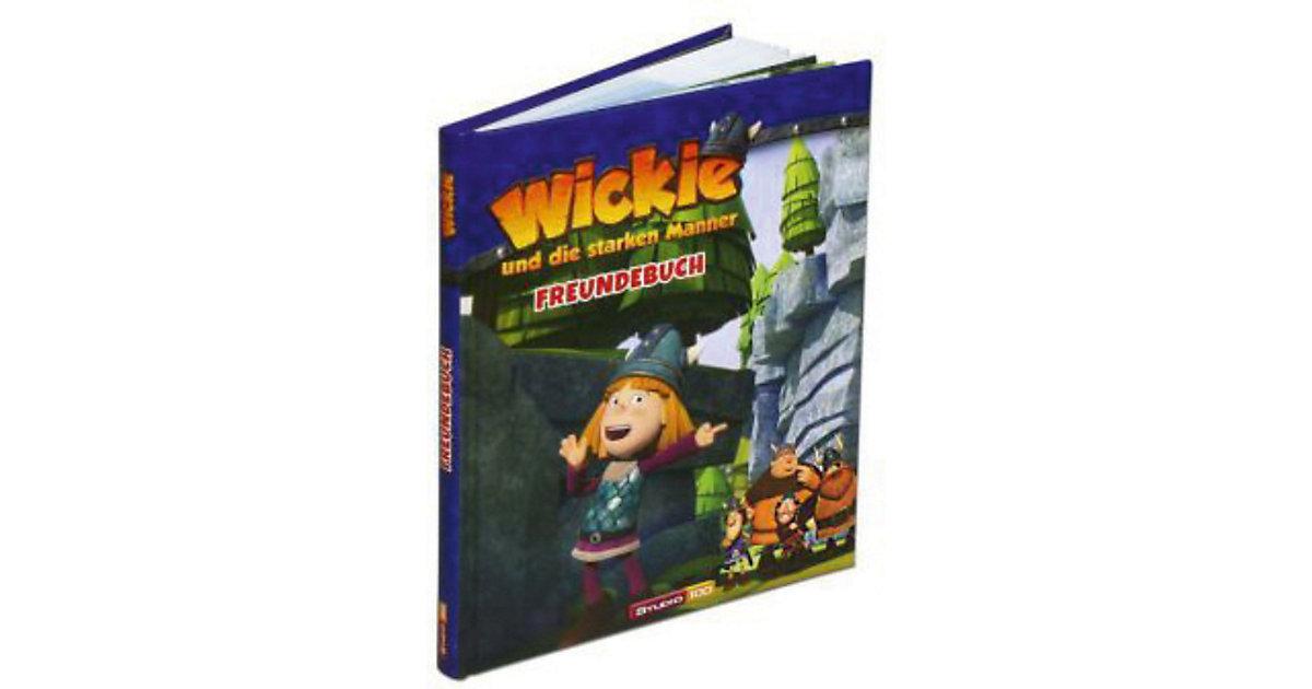 Buch - Wickie und die starken Männer: Freundebuch