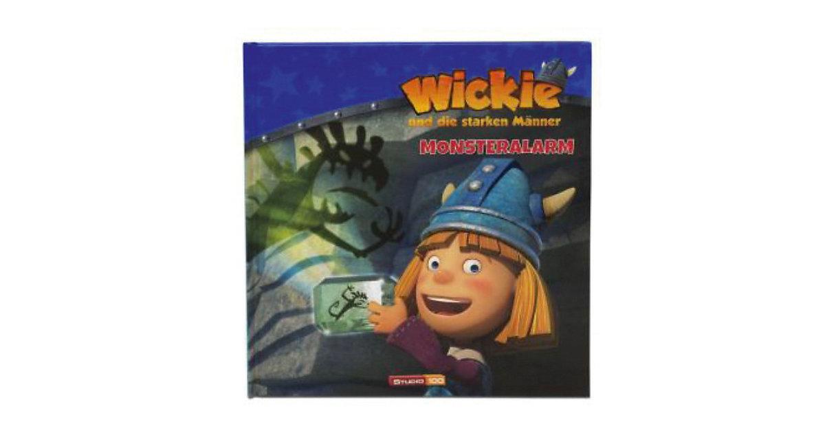 Buch - Wickie und die starken Männer: Monsteralarm