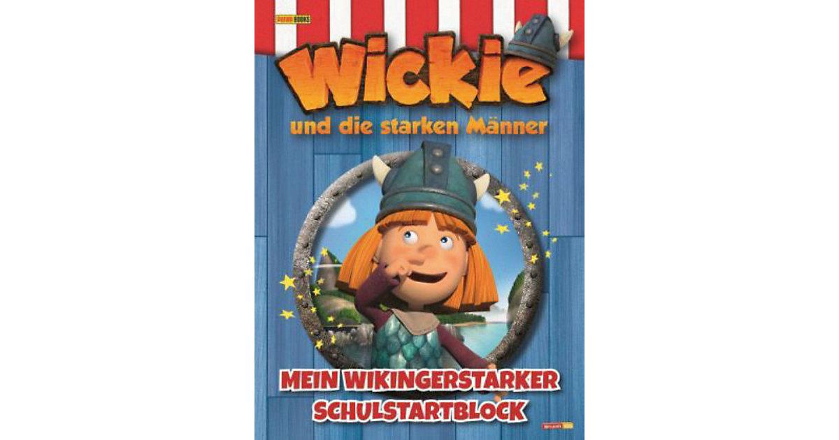 Buch - Wickie und die starken Männer: Schulstartblock