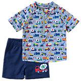 KIDIVIO Baby UV-Schwimmanzug für Jungen