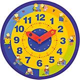 """Часы для обучения """"Мишки"""", goki"""
