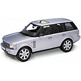 Модель машины 1:18 LAND ROVER RANGE ROVER., Welly