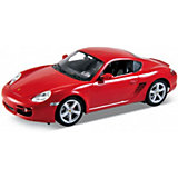 Модель машины 1:18 Porsche Cayman S, Welly