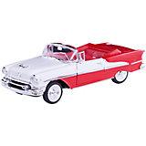Модель винтажной машины 1:24 Oldsmobile Super 1955, Welly