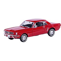 Модель винтажной машины 1:24 Ford Mustang 1964, Welly