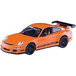 Модель машины 1:24 PORSCHE 911 (997) GT3 RS, Welly