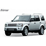 Модель машины 1:24 Land Rover Discovery 4, Welly