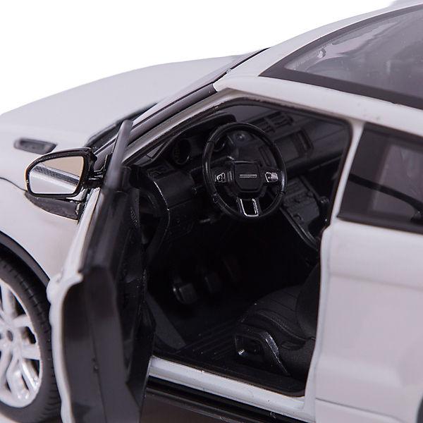 Модель машины 1:24 Range Rover Evoque, Welly
