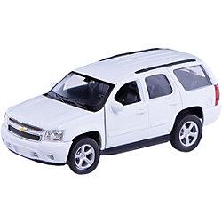 Модель машины 1:34-39 Chevrolet Tahoe, Welly