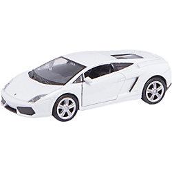 Модель машины 1:34-39 Lamborghini Gallardo, Welly