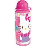 Бутылка спортивная (440 мл), Hello Kitty