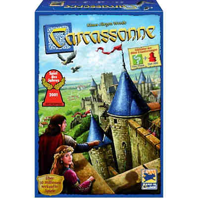 Carcassonne Edition II