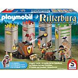 Playmobil, Ritterburg Auf der Suche nach dem Edelsteinschatz
