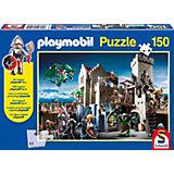 Playmobil, Kampf um den Königsschatz, 150 Teile, mit Original Figur