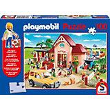 Playmobil, Tierarztpraxis, 100 Teile, mit Original Figur