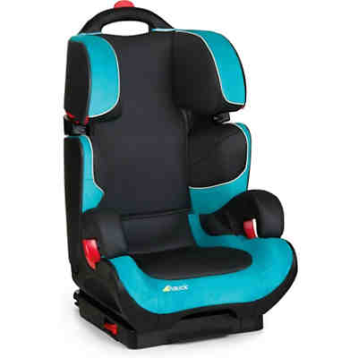 Auto-Kindersitz Bodyguard Plus, black/aqua, 2016