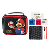 2DS / 3DS XL Official Essentinal Mario Pack schwarz