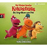 Der kleine Drache Kokosnuss: Das Song-Album zum Film, Audio-CD