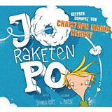 Jo Raketen-Po, 2 Audio-CDs