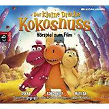 Kokosnuss Hörspiel zum Film, Audio-CD