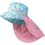 Baby Hut mit Nackenschutz für Mädchen
