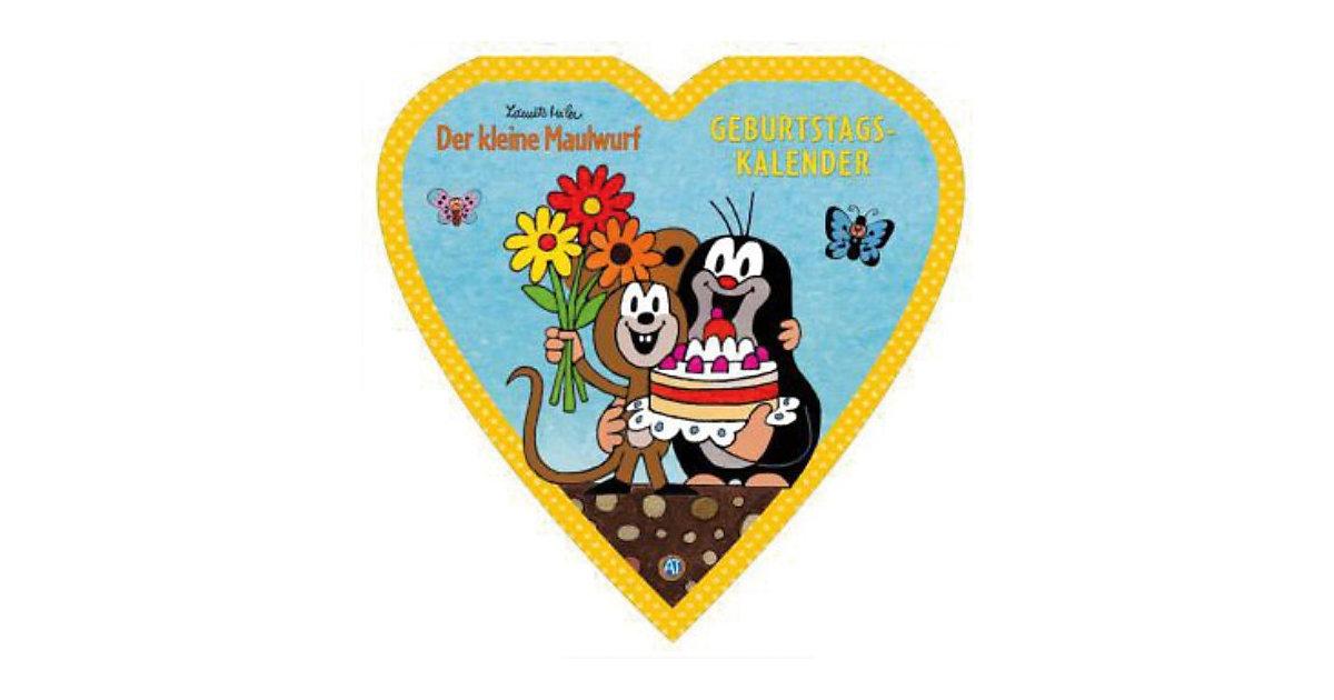 Buch - Geburtstagskalender Der kleine Maulwurf