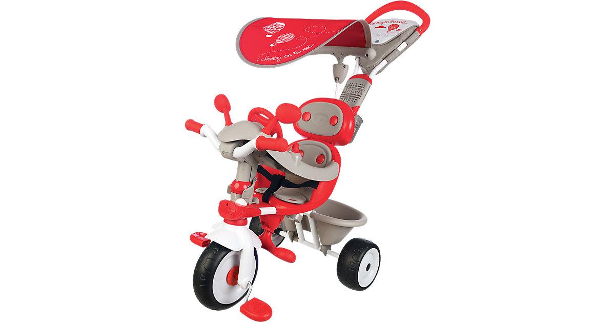 Dreirad Baby Driver Komfort rot